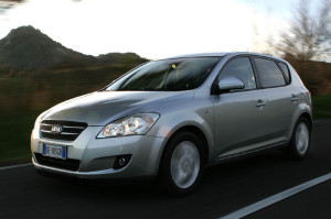 Kia Ceed  1.6d MT (115 KM) Hatchback