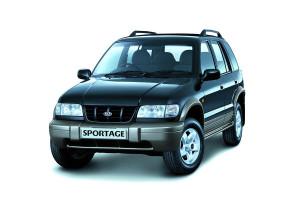 Kia Sportage  2.0 TD Wagon 83 KM SUV