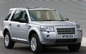 Land-Rover Freelander  2.2 DTI (150Hp) SUV