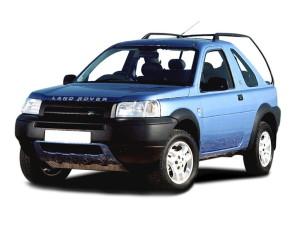 Land-Rover Freelander  2.5 V6 24V 177 KM SUV