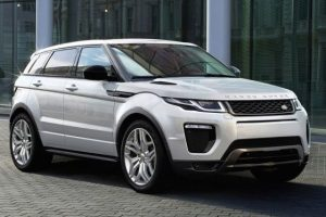 Land-Rover Range-Rover-Evoque  2.0d AT (180 HP) 4WD SUV