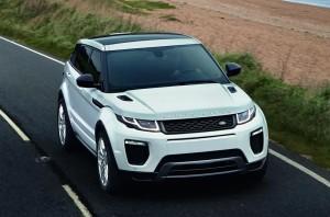 Land-Rover Range-Rover-Evoque  2.0d MT (150 HP) 4WD SUV