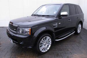 Land-Rover Range-Rover-Sport  5.0 AT (375 HP) 4WD SUV