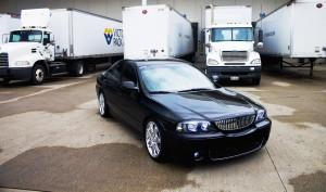 Lincoln LS  3.0 V6 24V 190 KM Sedan