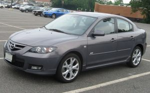 Mazda 3  2.3 MT (171 KM) Sedan