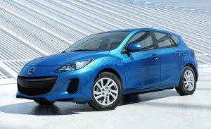Mazda 3  1.6d MT (109 KM) Hatchback