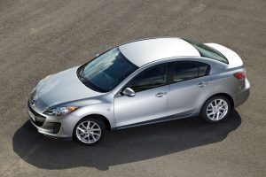 Mazda 3  1.6 MT (105 KM) Sedan