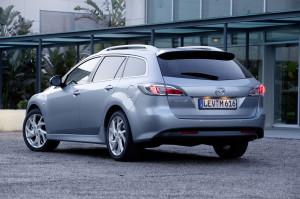 Mazda 6  2.2d MT (185 KM) Suv