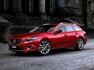 Mazda 6  2.2d AT (150 HP) Suv