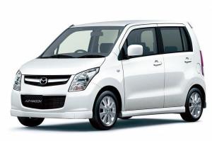 Mazda Az-wagon  0.7 12V Turbo 64 KM Minivan