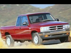 Mazda B-series  2.5 TD 4WD 109 KM Pickup