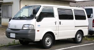 Mazda Bongo  2.0 82 KM Minivan