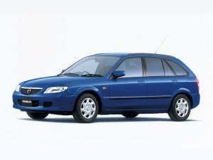 Mazda Familia  1.5 i 110 KM Suv