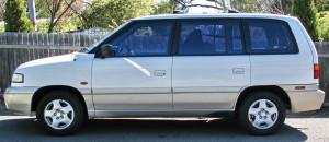Mazda MPV  3.0 i V6 148 KM Minivan