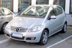 Mercedes-Benz A-klasse  A 170 115 KM Autotronic 5 dr Suv