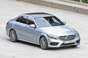 Mercedes-Benz C-klasse  160 1.6 MT (129 HP) Sedan
