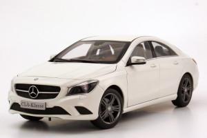 Mercedes-Benz CLA-klasse  200 1.6 AT (156 KM) Sedan