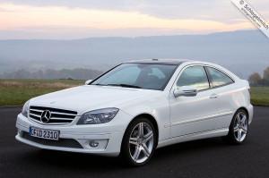 Mercedes-Benz CLC-klasse  CLC 350 272 HP 7G Tronic Coupe
