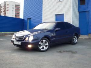 Mercedes-Benz CLK-klasse  CLK 200 Kompressor 163 KM Coupe