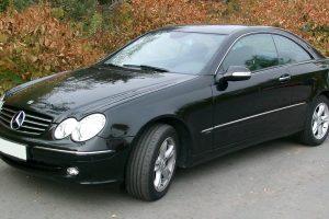 Mercedes-Benz CLK-klasse  55 AMG 5.4 V8 24V 367 KM Coupe