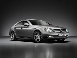 Mercedes-Benz CLS-klasse  CLS 500 388 KM 7G Tronic Sedan
