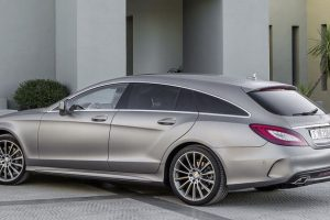 Mercedes-Benz CLS-klasse  63 AMG 5.5 AT (585 HP) 4WD S Modell Suv