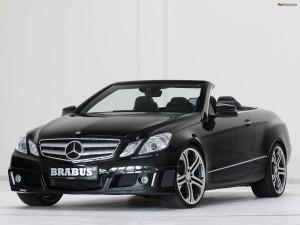 Mercedes-Benz E-klasse  E 500 (408Hp) BlueEFFICIENCY Cabrio