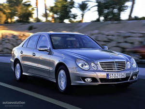 Mercedes-Benz E-klasse  E220 CDI 170KM Sedan
