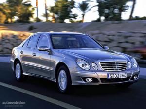 Mercedes-Benz E-klasse  E270 CDI 177KM Sedan