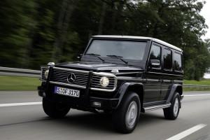 Mercedes-Benz G-Klasse  G400 CDI 3 dr 250 KM SUV