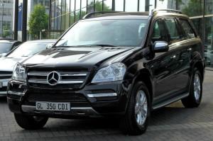 Mercedes-Benz GL-klasse  GL 500 388 KM SUV