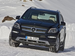 Mercedes-Benz GL-klasse  GL 500 (388Hp) 4MATIC SUV