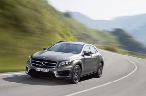 Mercedes-Benz GLA-klasse  200 CDI 2.1d AT (136 KM) SUV