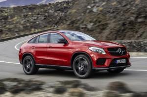 Mercedes-Benz GLE  500 e 3.0hyb AT (333 HP) 4WD SUV