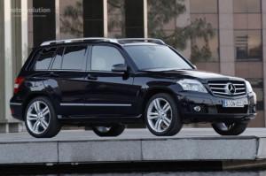 Mercedes-Benz GLK-klasse  GLK 320 CDI 4MATIC 224KM SUV