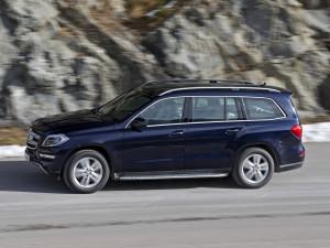 Mercedes-Benz GLS-klasse  400 3.0 AT (333 HP) 4WD SUV