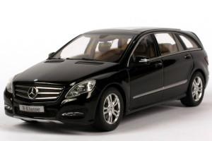 Mercedes-Benz R-klasse  350 3.0d AT (224 KM) 4WD Lang Minivan