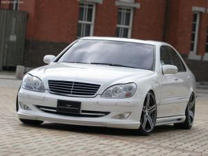 Mercedes-Benz S-klasse  S 55 AMG 360 KM Sedan