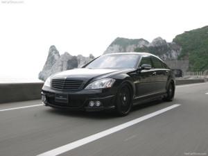 Mercedes-Benz S-klasse  S 420 CDI Lang 320KM Sedan