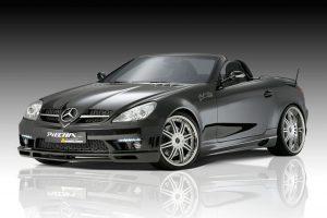 Mercedes-Benz SLK-klasse  SLK 200 Kompressor 163 KM SUV