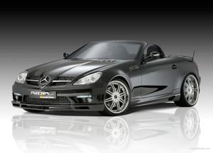 Mercedes-Benz SLK-klasse  SLK 200 Kompressor 184 KM Automatik Coupe