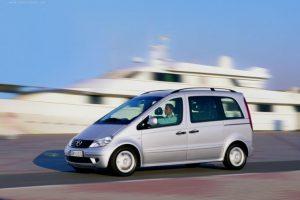 Mercedes-Benz Vaneo  1.6i 82 KM Minivan