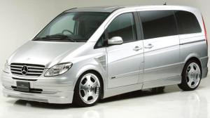 Mercedes-Benz Viano  3.0 CDI (204Hp) Minivan