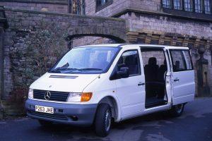 Mercedes-Benz Vito  110 CDI 2.3d MT (98 HP) Kompaktowy MPV