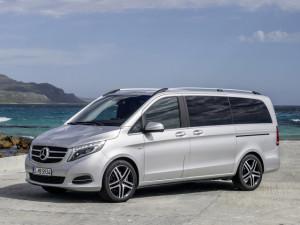 Mercedes-Benz Vito  114 CDI 2.1d AT (136 HP) L3 Kompaktowy MPV