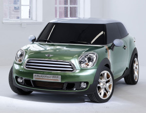 Mini Paceman  Cooper S 1.6 AT (184 HP) 4WD Hatchback
