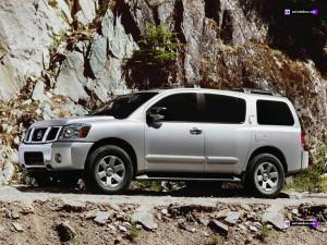 Nissan Armada  5.6 i V8 32V 309 KM Pickup