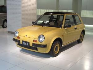 Nissan BE-1  1.0L (52Hp) Suv