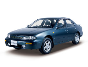 Nissan Bluebird  2.0D (67Hp) Sedan
