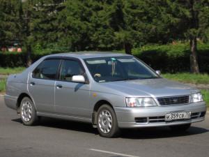 Nissan Bluebird  1.8i (125Hp) Sedan